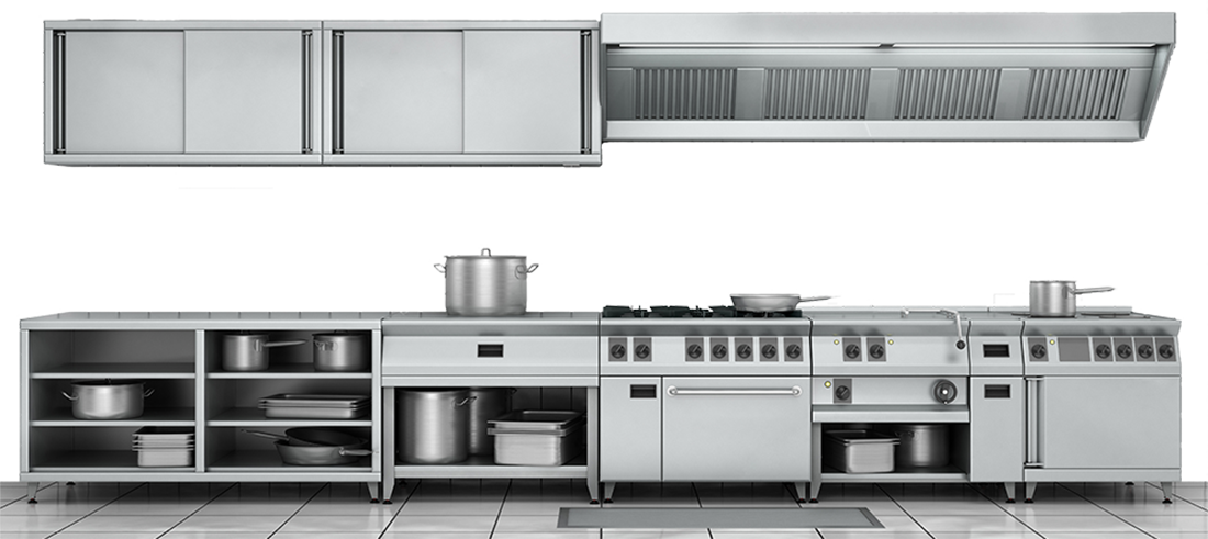 Bespoke Commercial Kitchen Services