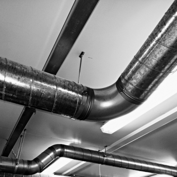 galvanised ducting, metal ducting and spiral duct